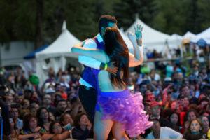 festival, latino americano, ballo, kizomba, bachata