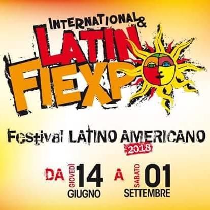 Latin Fiexpo, Kizomba, Latino Americano